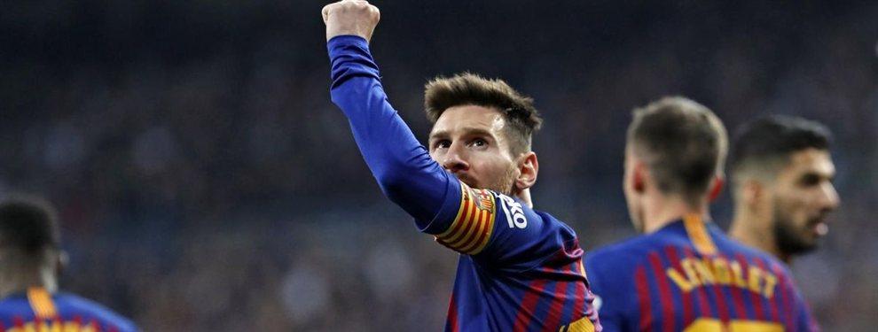 El Barça podría tener entre manos uno de los fichajes bomba del próximo verano. Los azulgranas ya estuvieron cerca de hacerse con su incorporación la temporada pasada.