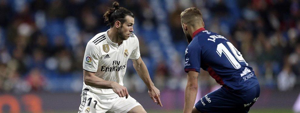 Gareth Bale tiene ganas de guerra. El galés presiona con la oferta del Manchester United, que pone 80 millones sobre la mesa, pero en el Real Madrid no la aceptan.