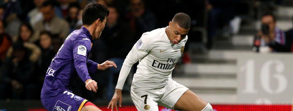 Mbappé pide este fichaje a Florentino Pérez para ir al Real Madrid