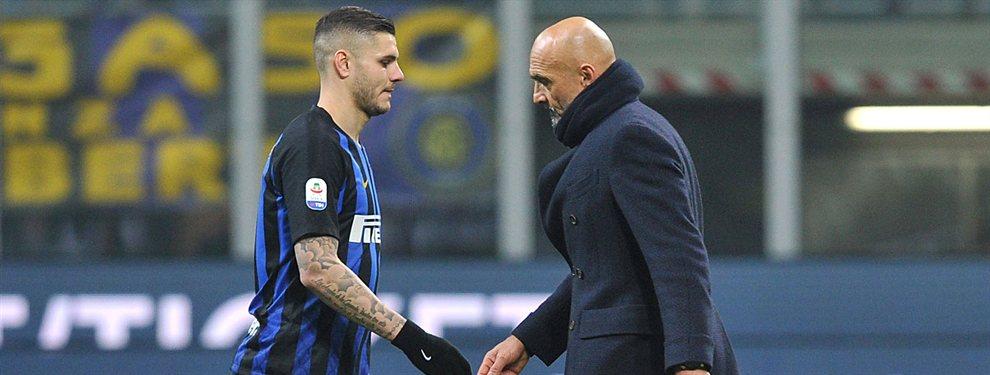 El Inter de Milán pide un galáctico de Florentino Pérez por Icardi (y no es Modric)