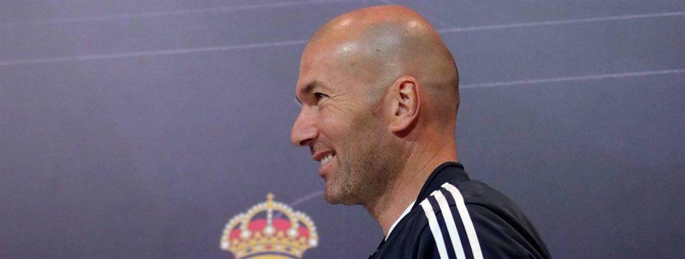 Busca casa en Madrid: el galáctico que Florentino Pérez cierra para Zidane (y no viene solo)