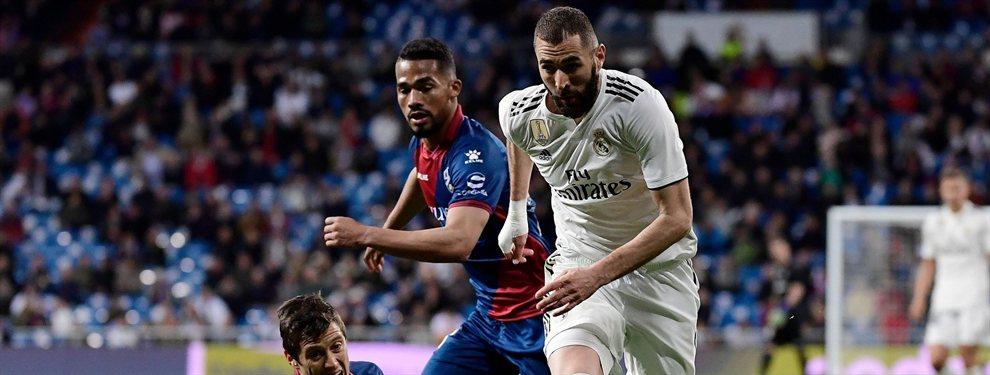 Karim Benzema es uno de los futbolistas de los cuales Zinedine Zidane no esperaba que le dieran problemas, pero no es oro todo lo que reluce con el entrenador francés. El máximo goleador del Real Madrid esta temporada