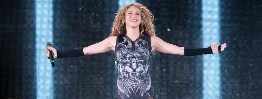 Shakira apareció. Los fans de la colombiano llevaban semanas esperando a que 'Shak' diera señales de vida en las redes, especialmente en Instagram, donde bombardeó a su se seguidores constantemente durante la gira de El Dorado Wor