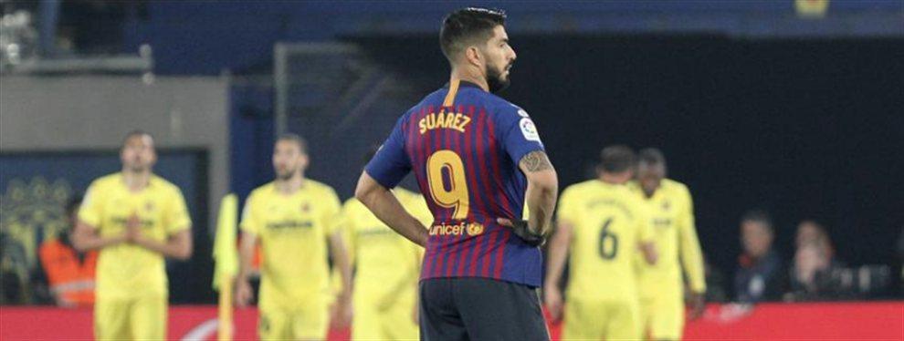 Sorprendente derrota del Barça en el Estadio de la Cerámica. El cuadro azulgrana cedió los tres puntos ante un Villarreal que roza los puestos de descenso, después de ponerse dos goles por delante.