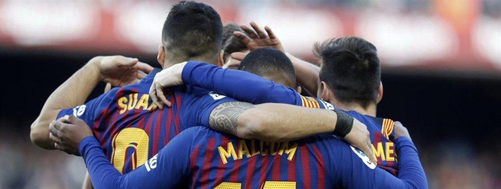 Oferta por un descarte del Barça (y Messi presiona para que la acepten)