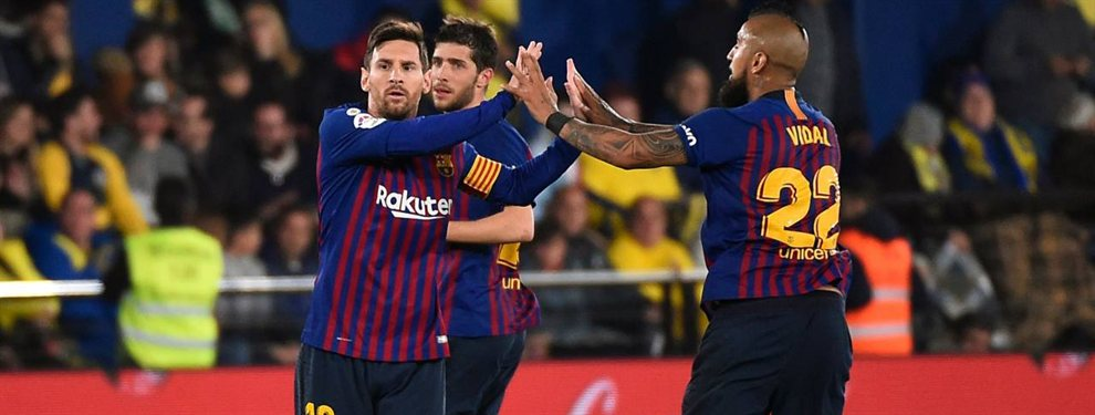 El Barça busca fichajes para el primer equipo, pero no descuida a los nuevos talentos. El último en ser seguido de cerca, un joven paraguayo al que comparan con nada más y nada menos que con Leo Messi.