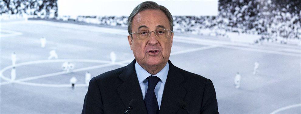 Florentino Pérez está en la 'pole' por un fichaje galáctico (y millonario) para el Real Madrid