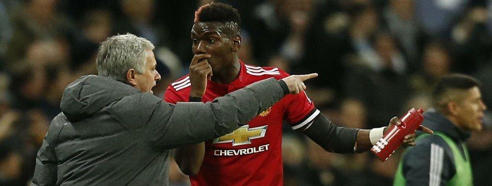 Ojito con Pogba: lo que cuenta Mourinho (y avisa a Florentino Pérez, Zidane o Sergio Ramos)