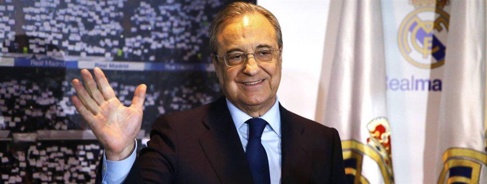 Fichaje galáctico cerrado: casa y acuerdo con Florentino Pérez:  90 millones y al Real Madrid