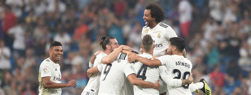 La derrota del Valencia ha supuesto un duro varapalo en el Real Madrid, que sigue sin levantar cabeza, pese a la llegada de Zidane. Por ello, planean hacer olvidar la decepción con un fichaje que ilusione a la grada.