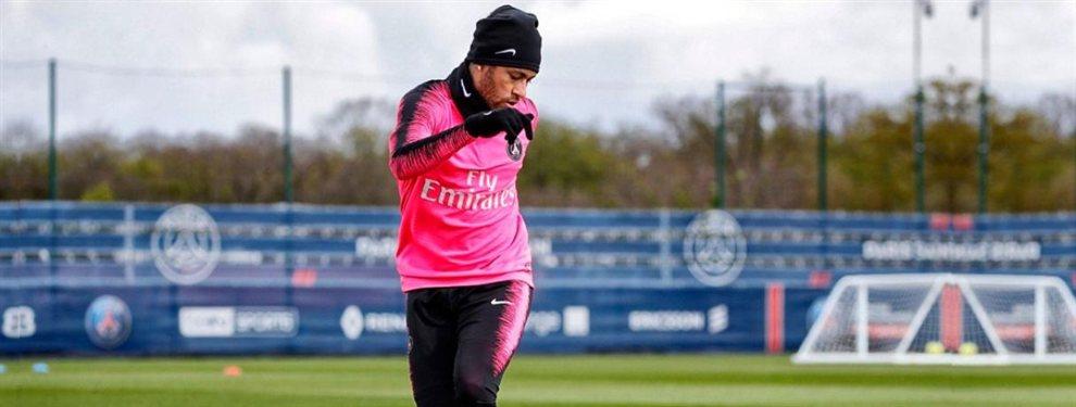 El futuro de Neymar parece cada día más lejos del Paris Saint Germain. La directiva del conjunto parisino no está haciendo el mismo esfuerzo con el brasileño que está haciendo con Kylian Mbappé para mantenerlo en la plantilla