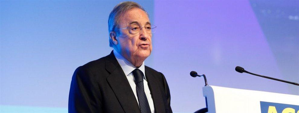 Los 600 millones de Florentino Pérez (y no para Mbappé, Hazard ni Neymar) que revolucionan el Madrid
