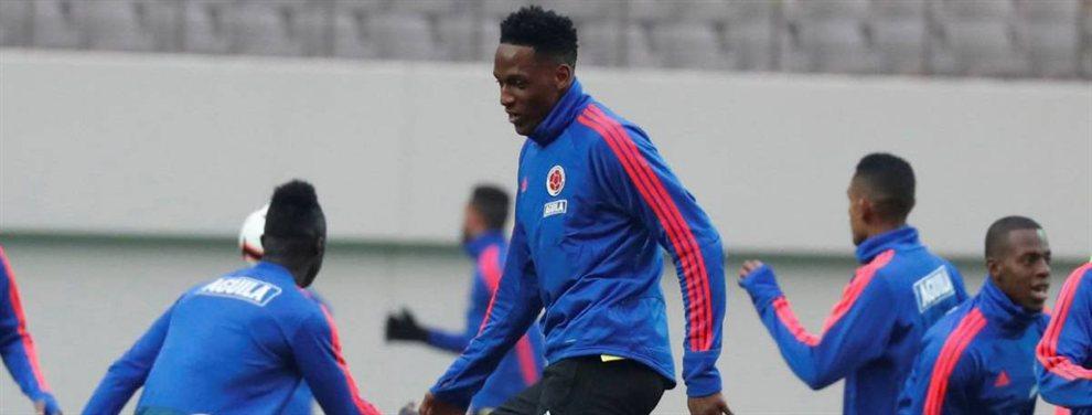 Problemas para Yerry Mina. Y no deportivos, que también, sino físicos, lo más importante. En plena recuperación de su reciente lesión, el colombiano ha recibido una noticia bomba.