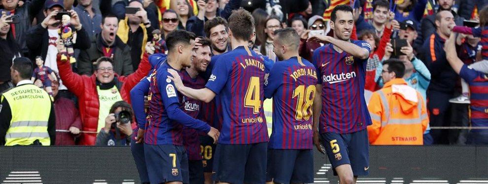 80 millones. La operación de la que Messi, Piqué y Luis Suárez tiene prohibido hablar en el Barça