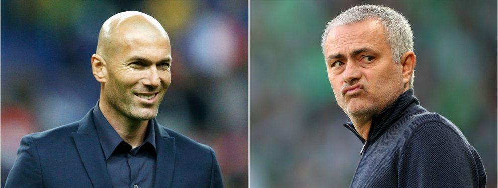 Cambia a Zidane por Mourinho: el galáctico que deja tirado a Florentino Pérez y al Real Madrid