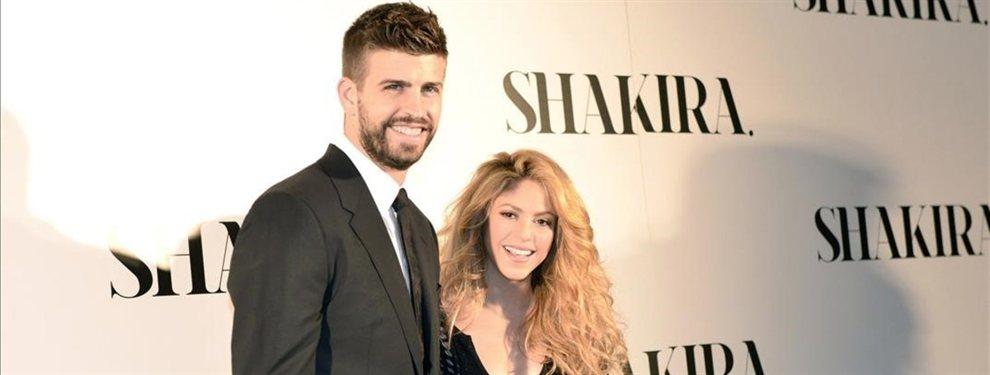 """La foto de Shakira en bikini que destroza a la mujer de Piqué: """"¡Se quedó sin cola!"""""""