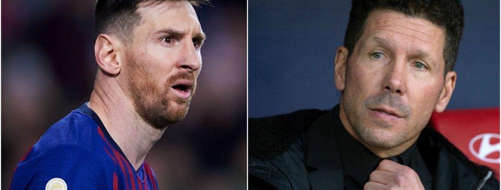Mucho se habla de la mala campaña de equipos grandes en Europa, pero se deja de lado el drama silencioso que está viviendo el Atlético de Madrid, esperando con una tensa calma que el barco se hunda.
