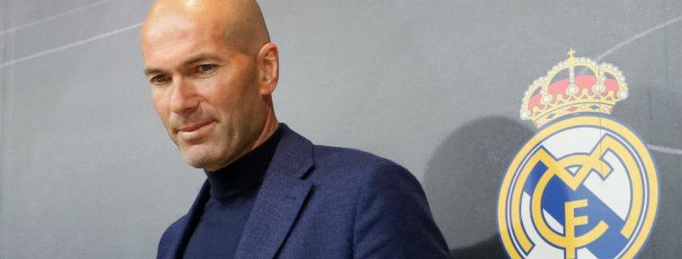 La influencia francesa ha regresado a Madrid con Zidane, y muchos de los futbolistas que está recomendando, tienen alguna influencia de ese país por haber participado en algún momento en la Ligue 1.