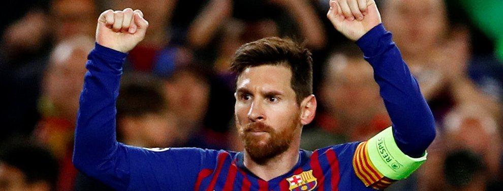 La venganza de un amigo de Messi al Barça: ¡Se deja querer por el Real Madrid!