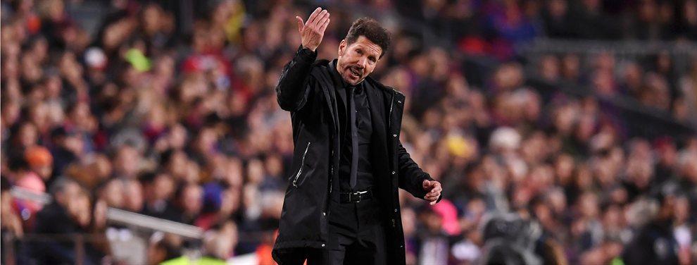 Con la última derrota del Atlético de Madrid ante el Barcelona en liga, se termina de esfumar la pequeña esperanza que aún resistía, lo que deja a los colchoneros en una situación crítica puertas adentro.