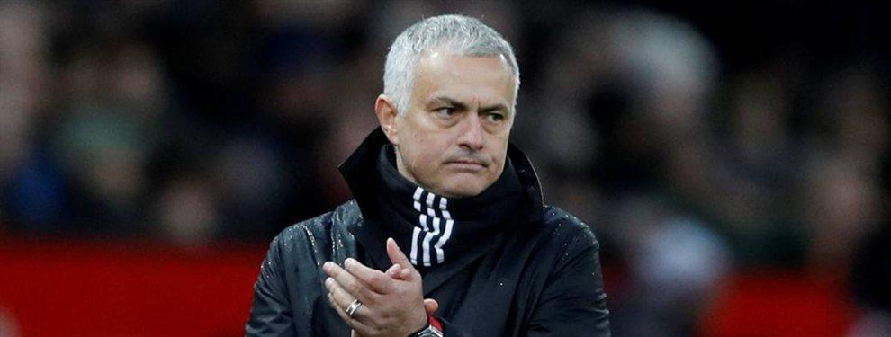 José Mourinho a medida que avanzan las conversaciones con la dirigencia del PSG, se va sintiendo en mayor porcentaje director técnico del equipo parisino para la siguiente temporada.