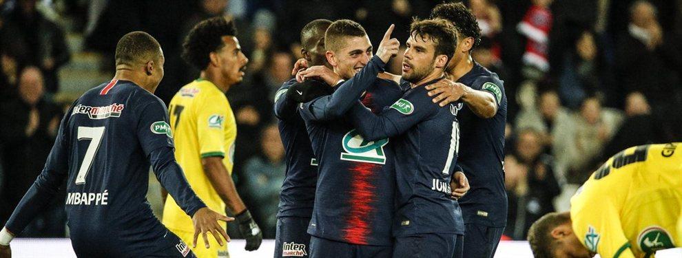 El PSG quiere dar una renovación en la plantilla, al margen de lo que suceda con Neymar y Mbappé. El futuro del brasileño y del galo no está claro, pero cuentan con ellos.