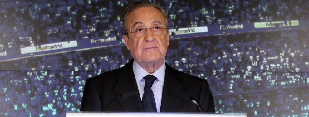 Florentino Pérez cierra el fichaje de un tapado para la delantera del Real Madrid