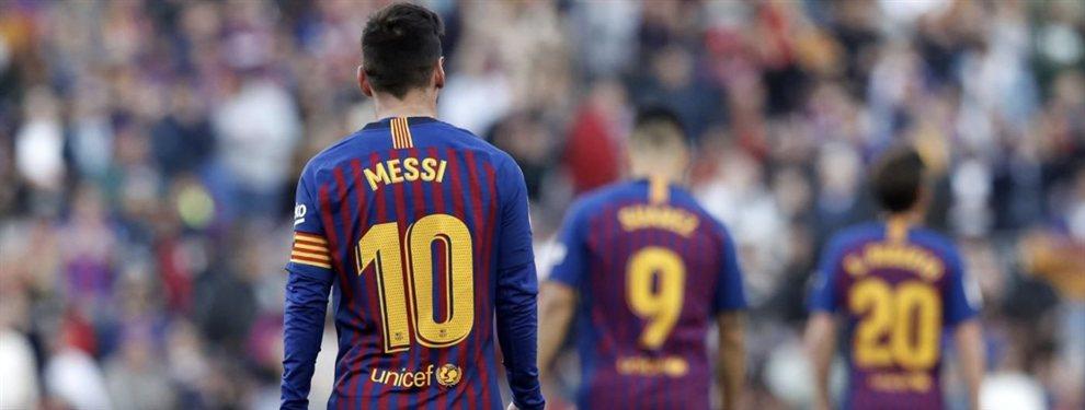 La bomba de Messi para el Barça: el galáctico (y es un tapado) para hundir al nuevo Real Madrid