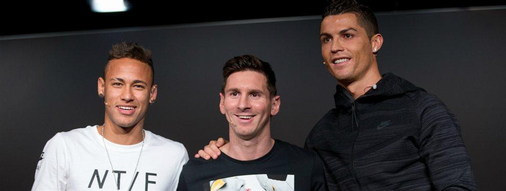 ¿Sabes lo que cobra Messi? Y es el doble que Cristiano Ronaldo: el top 10 de los sueldos más altos