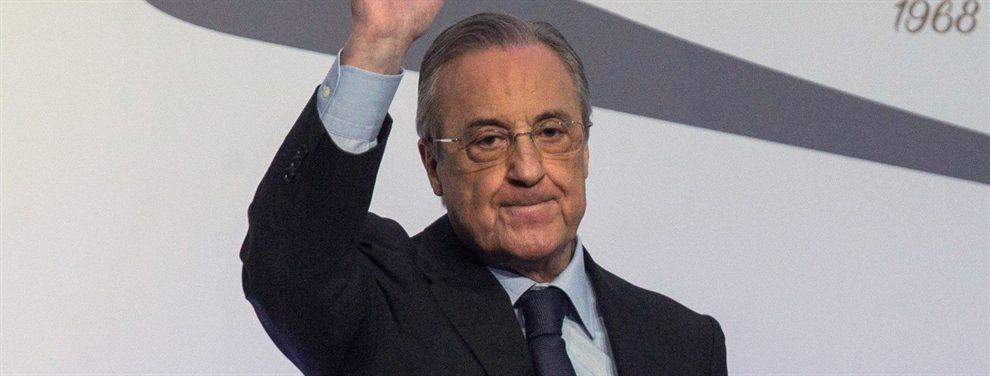 Florentino Pérez poco a poco está demostrando que las llaves del castillo del Real Madrid siguen siendo suyas y no de Zinedine Zidane. Parecía que el francés había pedido garantías y poderes para volver al conjunto madridista
