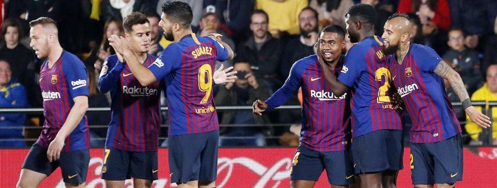 El Barça piensa en el presente, pero sin descuidar el futuro. Así pues, mientras sigue la búsqueda por encontrar jugadores que tapen los puntos débiles del equipo, no cesa el espionaje a nuevas perlas.