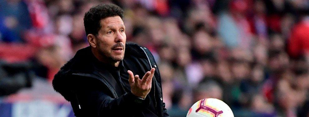 Barça y Atlético de Madrid piensan en el mismo crack (y Simeone ya tiene un acuerdo verbal)