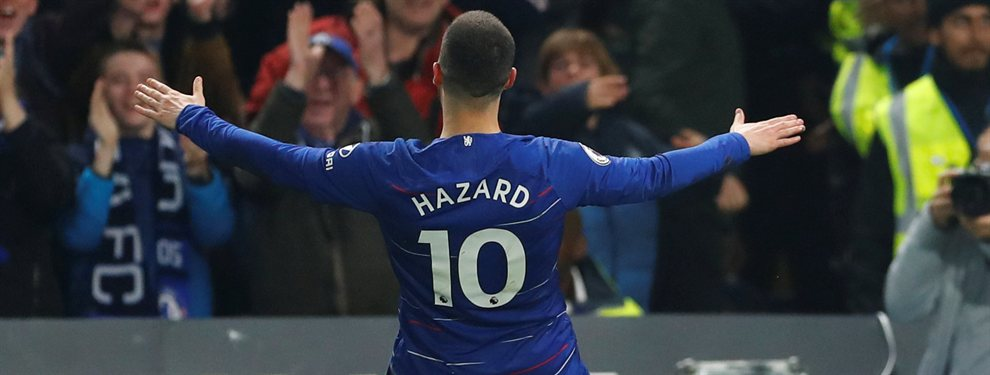 No todo serán rosas. La llegada de Eden Hazard al Real Madrid, por petición expresa de Zinedine Zidane, ya está cerrada, a cambio de 116 millones de euros. Pero su fichaje, lógicamente, tendrá consecuencias.