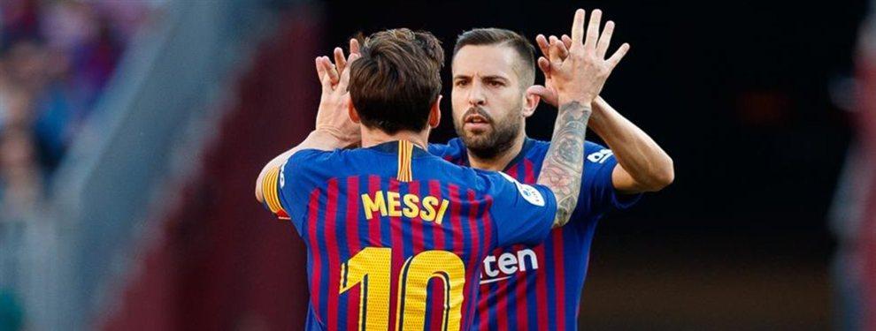 El nuevo objetivo del Barça para el lateral zurdo es un tapado sorpresa (y Messi da el OK)