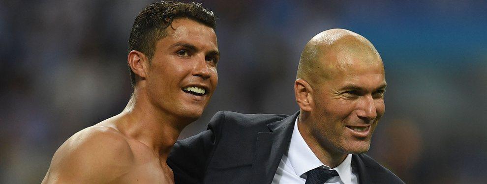 Zinedine Zidane quiere tener lo que le ha faltado al Real Madrid esta temporada: gol. Es por ello que los fichajes en la delantera van a ser prioritarios para el técnico francés