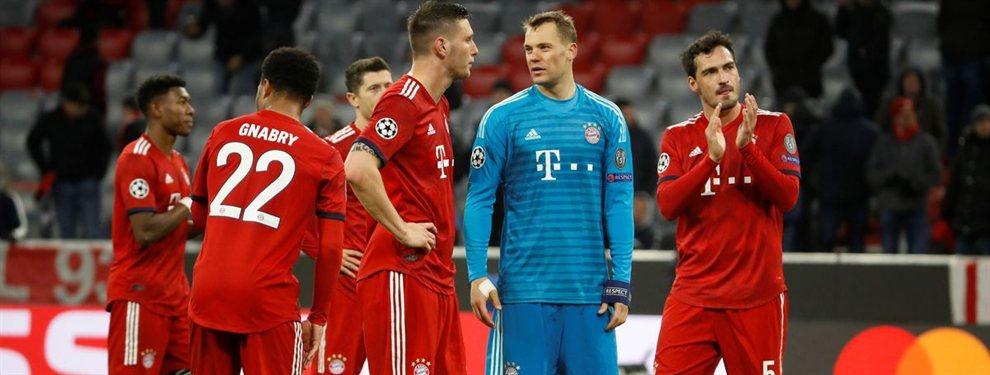 El Bayern de Múnich será, finalmente, el destino de Mauricio Pocchetino, con casi total seguridad, el técnico que, además de Zinedine Zidane, más gustaba a Florentino Pérez para el Real Madrid.