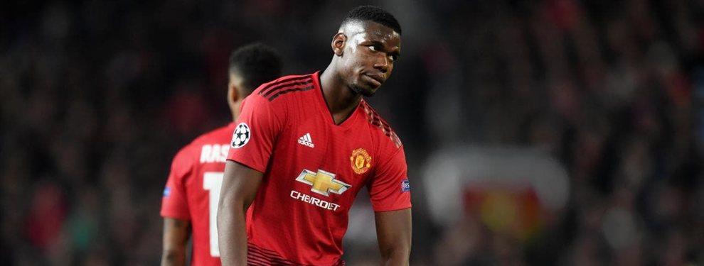 El Manchester United ya se prepara para lo peor. Sabe que retener a Paul Pogba será muy complicado, por no decir imposible, y ya busca recambio para el mediocentro.
