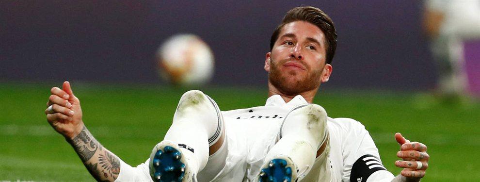 La oferta millonaria a Sergio Ramos (y la petición a Florentino Pérez) que revoluciona el Madrid
