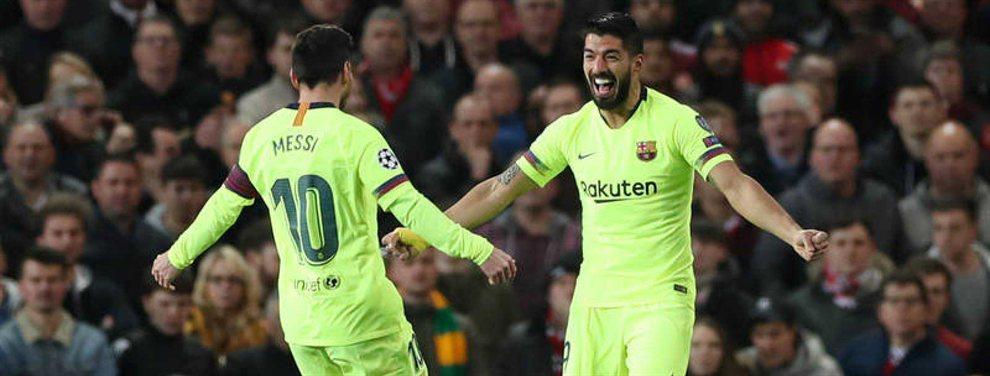 Los pesos pesados del Barça, al igual que Valverde, la directiva y la afición, tiemblan al pensar en la posibilidad de que André Gomes regrese al Camp Nou este verano.