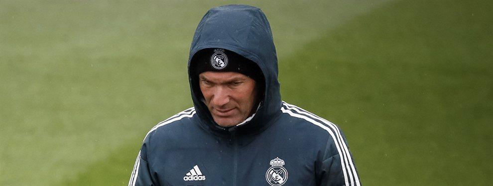 Avisan a Zidane: quiere jugar en el Real Madrid (y se baja el sueldo): el crack que llama a Pérez