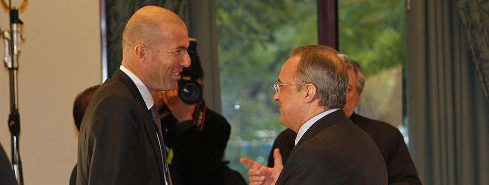 Zinedine Zidane sabe que la gran competición a nivel de clubes para un futbolista es la Champions League y es por ello que en su hoja de ruta de fichajes esté priorizando figuras jóvenes que sueñen con levantar la Orejona