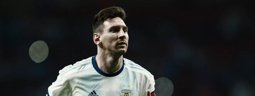 La última palabra en esta negociación la tendrá el Barcelona, al tener a favor la presencia de Messi, el desenlace dependerá del poder de convencimiento frente a la dirigencia.