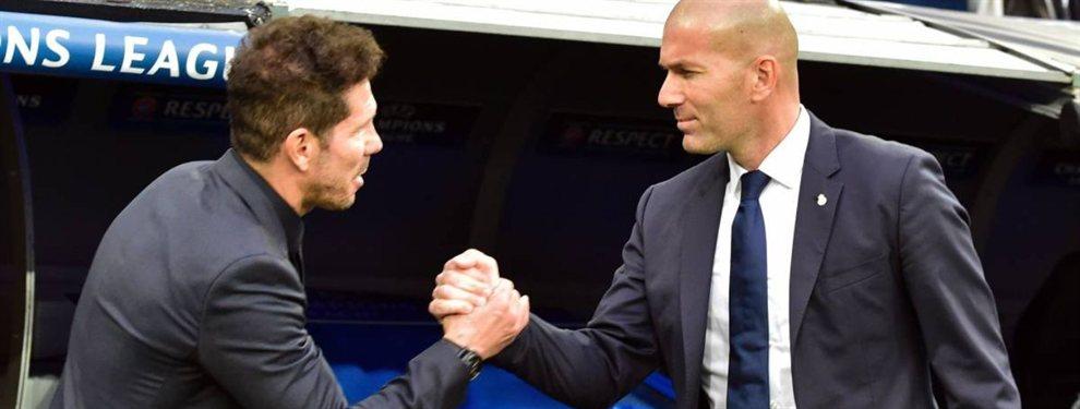 Simeone se ha visto obligado a replantearse el rumbo del Atlético de Madrid ante la amenaza de salidas masivas que tiene, el argentino se ha reunido con Enrique Cerezo para dejar sobre la mesa los nombres,