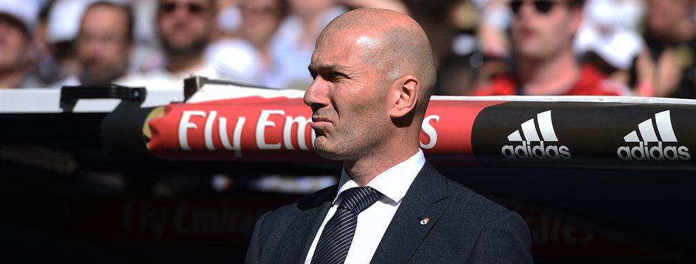 Zidane cierra un fichaje por compromiso: Florentino Pérez ya comienza a no cumplir sus promesas