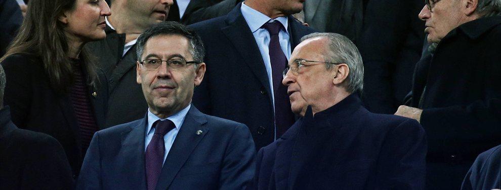 Nike se la juega a Florentino Pérez con un fichaje galáctico (y no es para el Barça)
