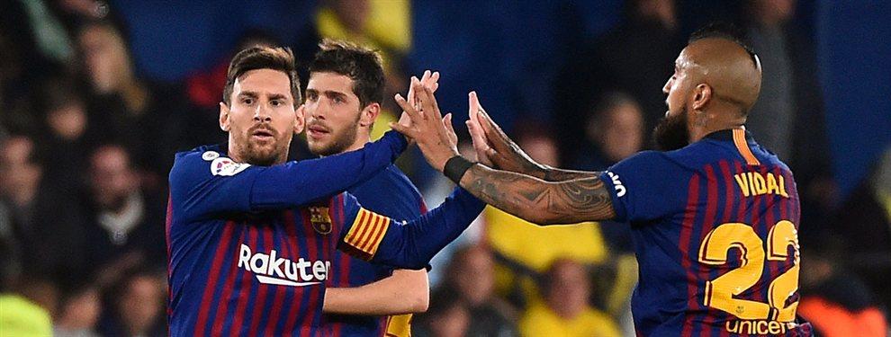 El Barcelona no escapa de una realidad que está afectando de forma masiva a varios proyectos que han sido exitosos. El equipo culé ha sufrido de forma progresiva la salida de varios emblemas.