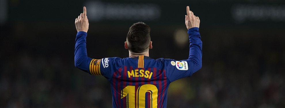 Leo Messi ha prohibido, rotundamente, las negociaciones con la Juventus de Turín de Cristiano Ronaldo, que planteaba un intercambio de cromos que seducía, y mucho, a la directiva del Barça.