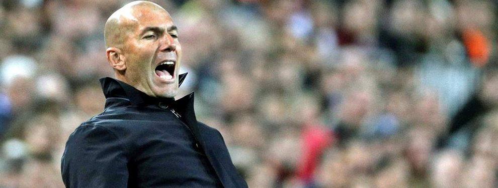 Zidane pasa una lista con tres fichajes a Florentino Pérez para echar a un titular del Real Madrid