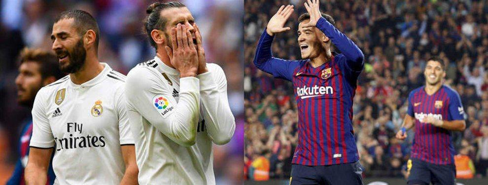 Calabazas a Barça y Real Madrid. Marco Verratti no quiere saber nada de nadie y lo único que tiene en mente es seguir en el PSG, pese a los constantes fracasos de la entidad gala.