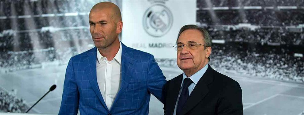 Florentino Pérez lo quiere. Pero Zidane prefiere tenerlo bien lejos del Real Madrid. Y no es el único.  Sergio Ramos avisaba a los que mandan que si se cerraba la incorporación de Mauro Icardi habría follón. Y no iba mal.
